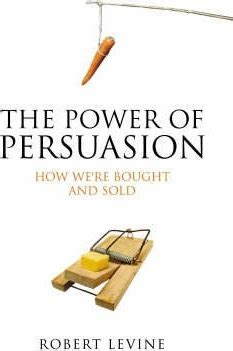 The psychology of persuasion book review